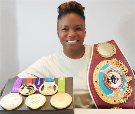 boxer nicola adams retires  eyesight fears blacgoss