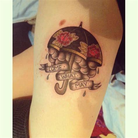 tattoo meaning umbrella 32 best regenschirme t 228 towierungen images on pinterest