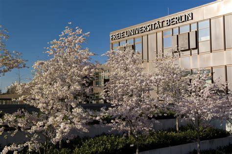 Fu Berlin Studienkolleg Bewerbung Informationen Zur Bewerbung