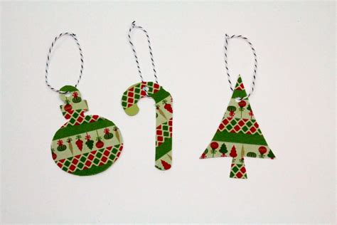 washi tape christmas ornaments favecrafts com