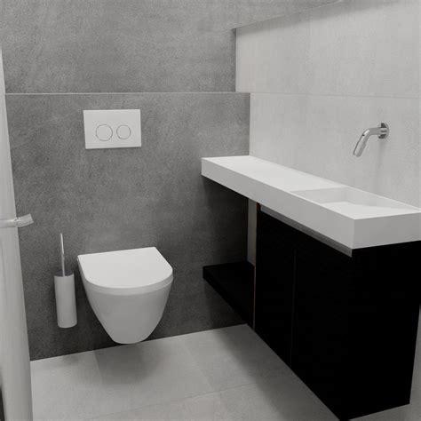 wc tegels pimpen cheap modern en strak ontworpen toilet met solid surface