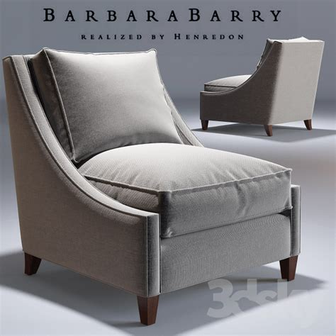 barbara barry armchair 3d models arm chair barbara barry curved back lounge
