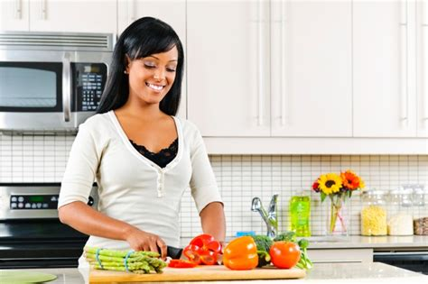 Black Cooking In The Kitchen by Caviar Taste Gourmet Meals On A Ramen Budget Think Pynk