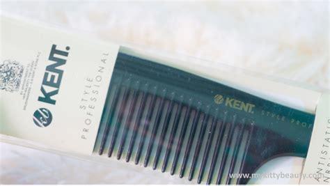 Sisir Kent review freebies kent handle rake comb from sociolla