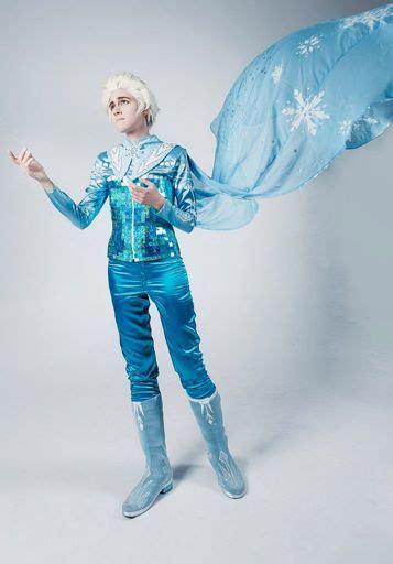 frozen genderbend maleelsa cosplay amino