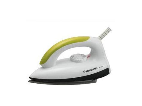 Setrika Panasonic 300 Watt Ni 317t electronic city panasonic iron green ni 317txsr