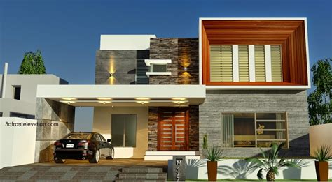 Big Houses Floor Plans by Modern Contemporary Elevation Design Indianhomemakeover Com