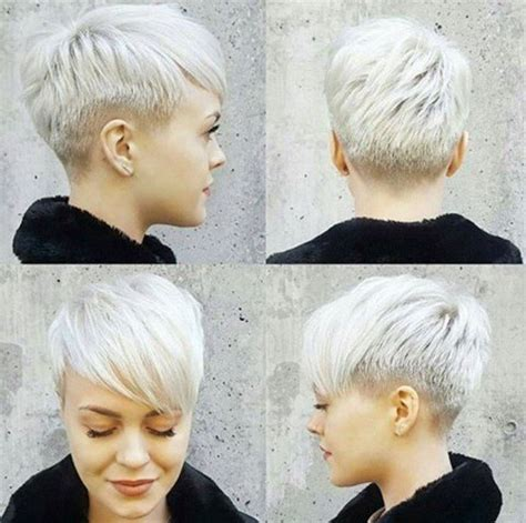 360 views of short haircuts for thick naturally curly hair 10 pixie cut f 252 r rundes gesicht
