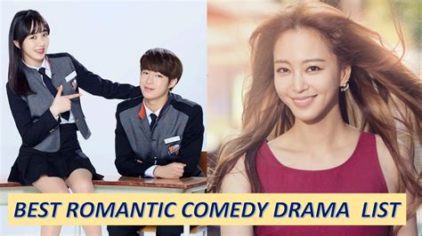 film genre comedy romance asia my best korean drama series genre romantic comedy