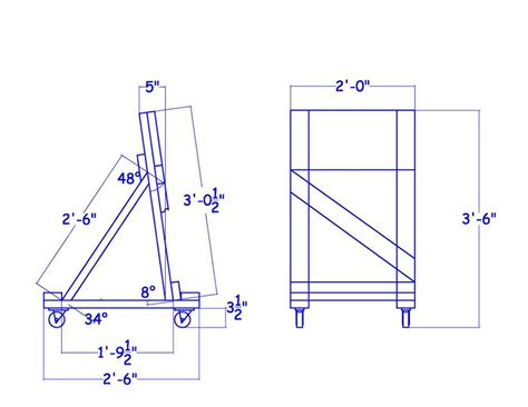 how to build an outboard motor stand outboard motor stand plans images other