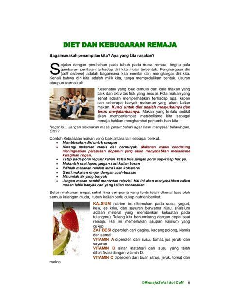 Buku Pedoman Bertanam Melon buku panduan sehat untuk remaja