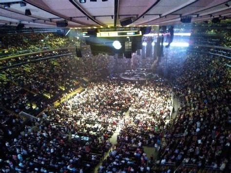 Square Garden Billy Joel by Billy Joel In Concert From One Of The Suites Picture Of