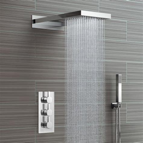 Electric Waterfall Shower Best 25 Shower Heads Ideas On Steam Showers