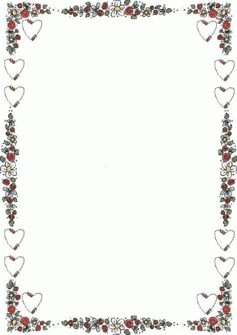 cornici per lettere cornici da stare su fogli a4