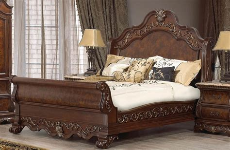 traditional 5pc bedroom set w options cleopatra venice bedroom 5pc set w options