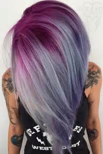 hair colours fir 65 25 best ideas about unique hair color on pinterest