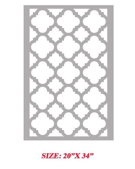moroccan shapes templates printable moroccan stencils printable moroccan stencils