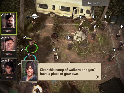 The Waking Land the walking dead no man s land apk v2 2 2 5 mod high