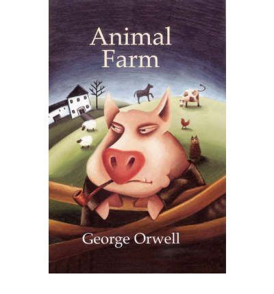 biography of george orwell author of animal farm animal farm george orwell andrew bennett jim taylor