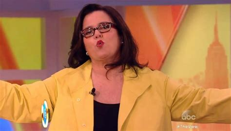 Rosie Odonnell Says She Will Never Speak To Elisabeth Hasselbeck Again Snarky Gossip 2 2 2 3 by Rosie O Donnell Says Goodbye To The View During Last