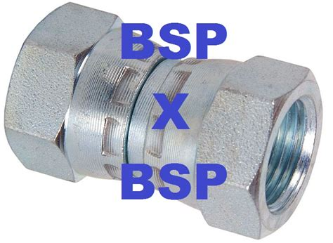 Connector Fitting Drat 38 Selang 14 1 4 x 3 8 swivel type connector stc14f38f