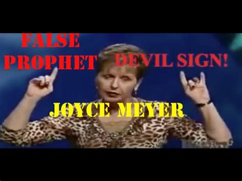 mayer illuminati false prophet joyce meyer exposed