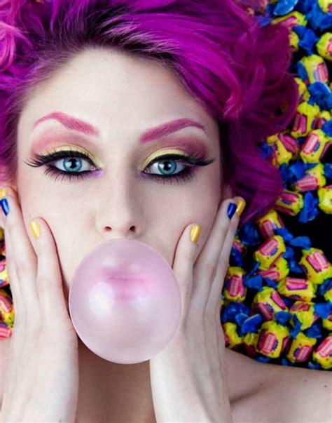 girl eyes themes double bubble trouble brieanne m s brieannemonique