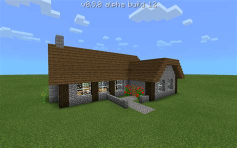 minecraft simple house the gallery for gt minecraft simple house