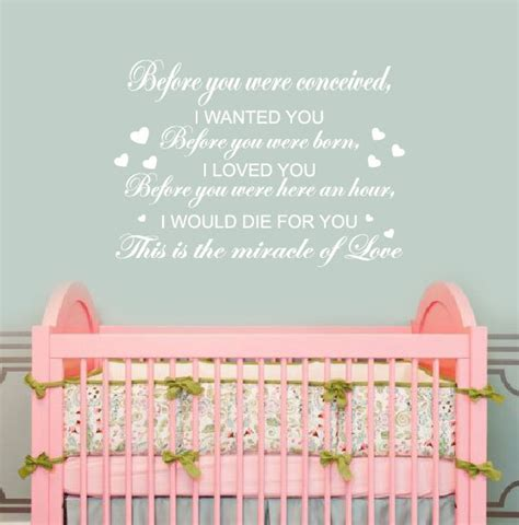 Wall Decals Quotes For Nursery Wall Quotes Wall Stickers For Nursery Decor Quotesgram