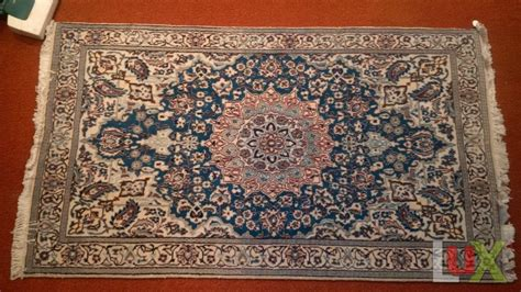 tappeti persiani nain tappeto persiano modello nain azzurro