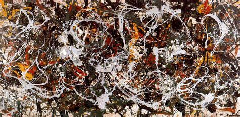 pollock basic art 2 0 jackson pollock number 3 action painting 1949 abstract expressionism art