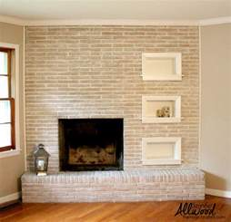 pictures of painted fireplaces paint fireplace brick