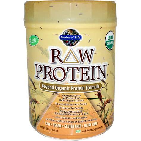 Garden Of Protein Garden Of ガーデンオブライフ 生プロテイン 超オーガニック プロテイン フォーミュラ 22