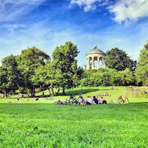 Englischer Garten Qm by 393 Besten St 228 Dtereisen M 252 Nchen Bilder Auf
