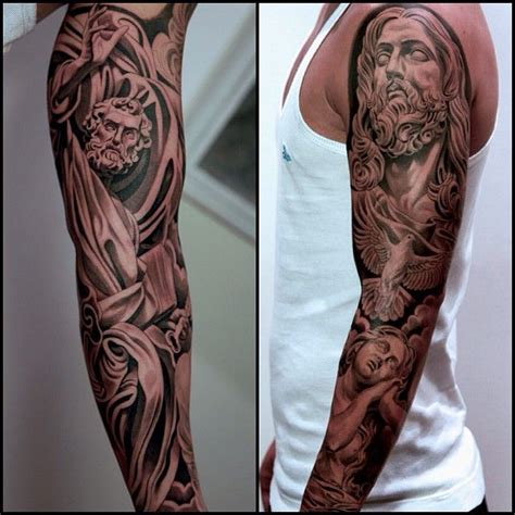 michelangelo tattoos by jun cha at lowrider studios in