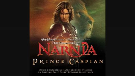 narnia film musik the call 13 the chronicles of narnia prince caspian