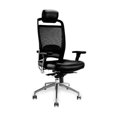 Kursi Kantor Ergosit jual ergosit saturn high headrest hitam kursi kantor