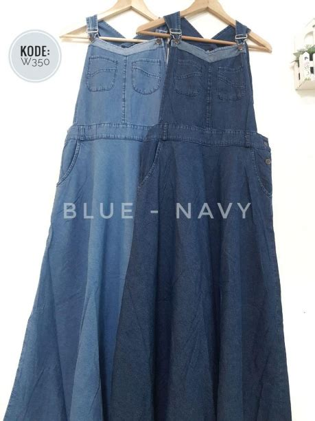 Overall Rok Payung W196 overall payung w350 baju style ootd