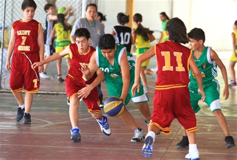 imagenes niños jugando basquetbol el b 225 squetbol es un caos