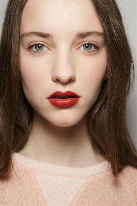 Fall No Makeup Required 3 by Best Fall Makeup 2015 New Runway Makeup Trends For Fall 2015