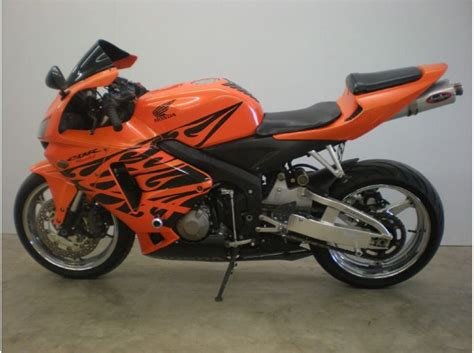 2006 cbr600rr for sale 2006 honda cbr600rr 600rr for sale on 2040 motos