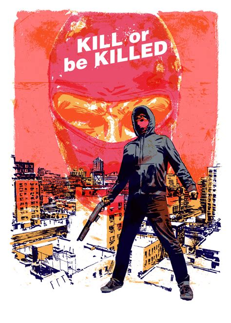 kill or be killed volume 3 books a criminal bullets kobk reprints and screen print