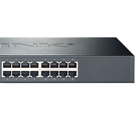 Router Tp Link 16 Port buy tp link tl sg1016d network switch 16 port free delivery currys