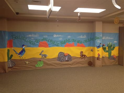 17 best images about vbs western decorating ideas on