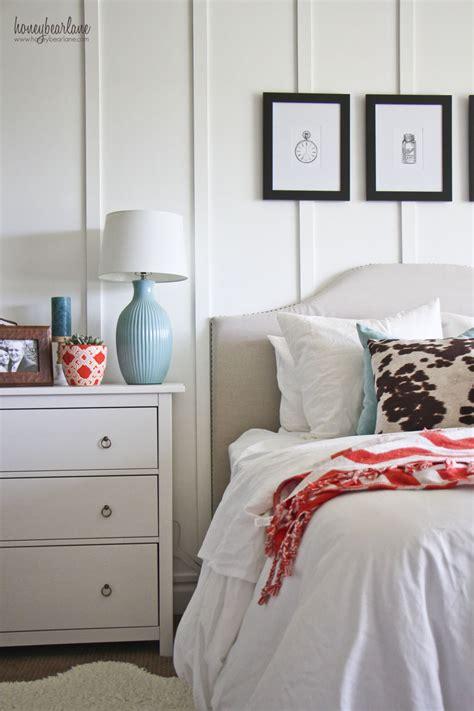 farmhouse bedroom master bedroom makeover honeybear lane