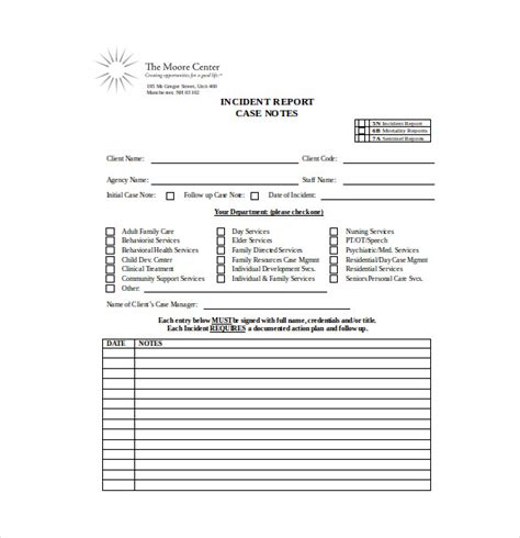 pretty case notes social work template images gt gt social