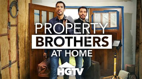 House Tv Rating Property Brothers At Home Tv On Play