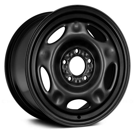 Jeep Steel Wheels Replace 174 Jeep Liberty 2003 16 Quot Remanufactured 5 Spokes