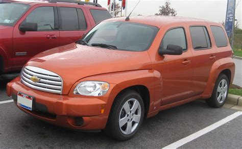 Pictures Of Ls by File Chevrolet Hhr Ls Jpg Wikimedia Commons