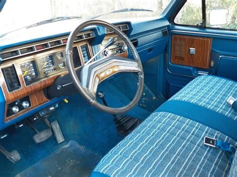 how make cars 1984 ford f150 interior lighting 1984 ford f150 xlt news reviews msrp ratings with amazing images
